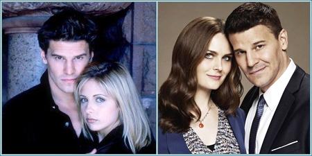 """""""Buffy, cazavampiros"""" y """"Bones"""""""