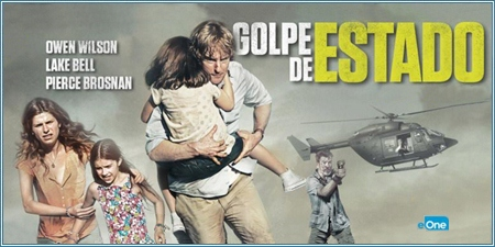 Golpe de Estado (No escape)