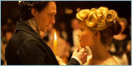 Tom Hiddleston y Mia Wasikowska
