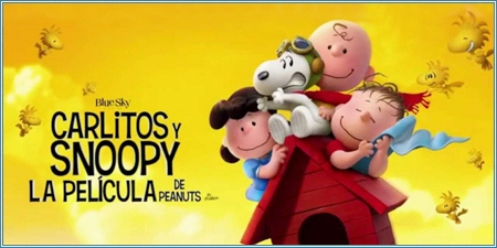Carlitos y Snoopy: La película de Peanuts (The Peanuts movie)