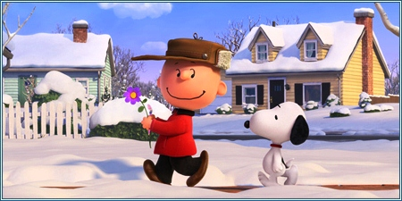 Carlitos y Snoopy
