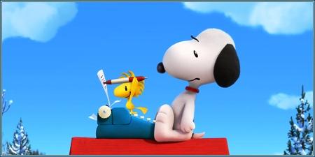 Emilio y Snoopy