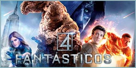 Cuatro Fantásticos (Fantastic Four)
