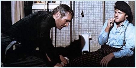 Paul Newman y Robert Redford