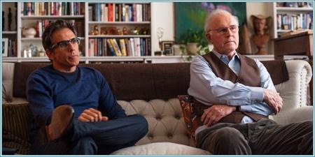 Ben Stiller y Charles Grodin