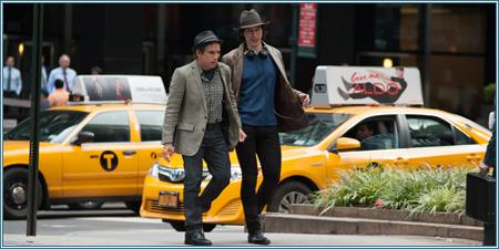 Ben Stiller y Adam Driver