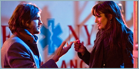 Ashton Kutcher y Lea Michele
