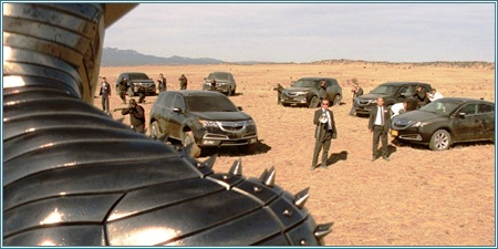 Coulson y sus agentes