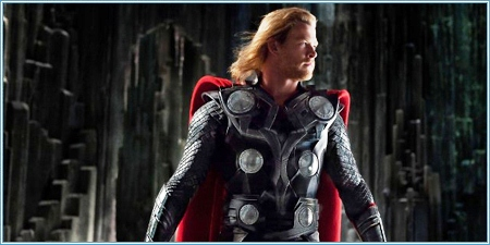 Chris Hemsworth es Thor