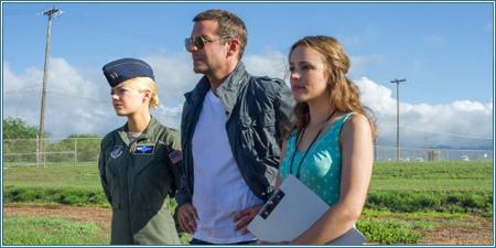 Emma Stone, Bradley Cooper y Rachel McAdams