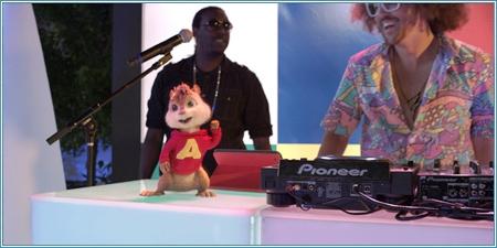 Alvin y Redfoo