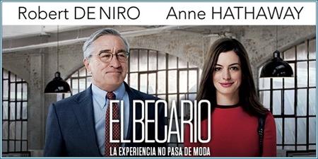 El becario (The intern)