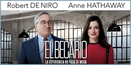 El becario (The intern)
