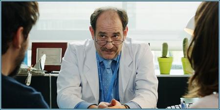 Karra Elejalde es el ginecólogo