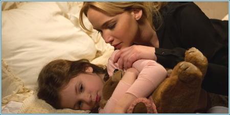 Gia Gadsby y Jennifer Lawrence