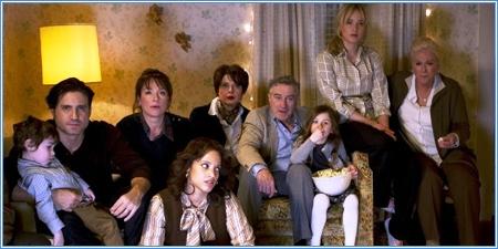Édgar Ramírez, Elisabeth Röhm, Dascha Polanco, Isabella Rossellini, Robert De Niro, Jennifer Lawrence, Diane Ladd