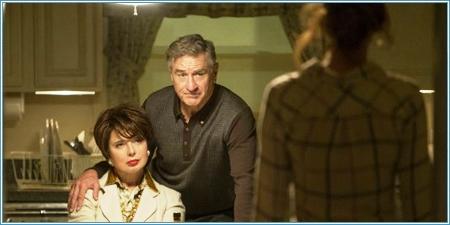 Isabella Rossellini, Robert De Niro y Jennifer Lawrence