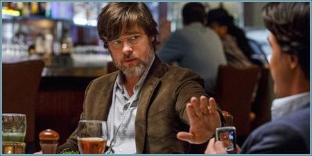 Brad Pitt es Ben Rickert