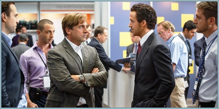 Steve Carell y Ryan Gosling