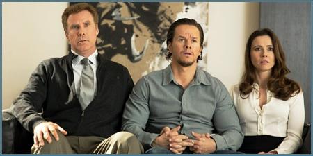 Will Ferrell, Mark Wahlberg y Linda Cardellini