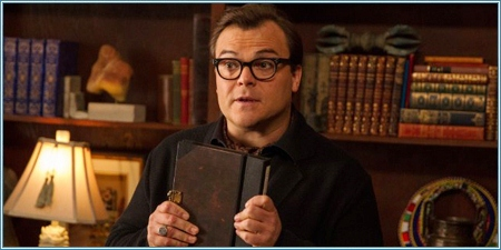 Jack Black interpreta a R.L. Stine