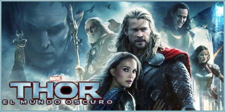 Thor: El mundo oscuro (Thor: The dark world)