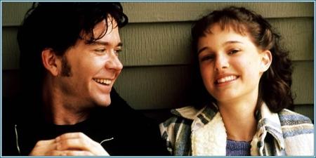 Timothy Hutton y Natalie Portman