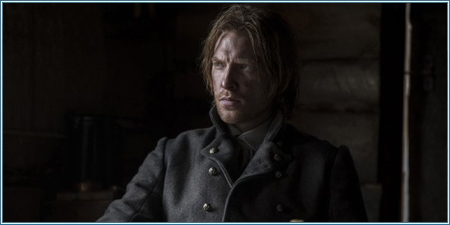 Domhnall Gleeson es el capitán Andrew Henry