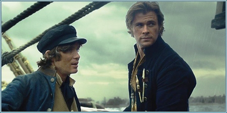 Cillian Murphy y Chris Hemsworth