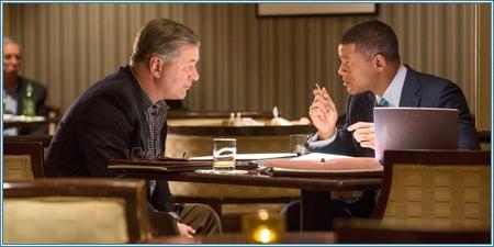 Alec Baldwin y Will Smith