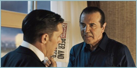 Tom Hardy y Chazz Palminteri