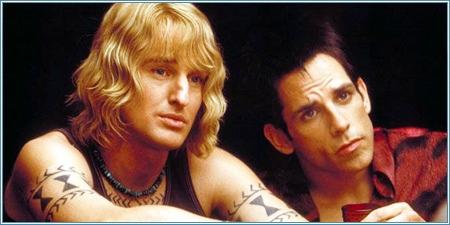 Owen Wilson y Ben Stiller
