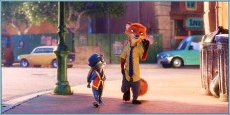 Judy y Nick