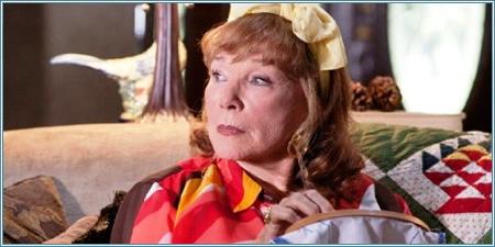 Shirley MacLaine es Marjorie Nugent