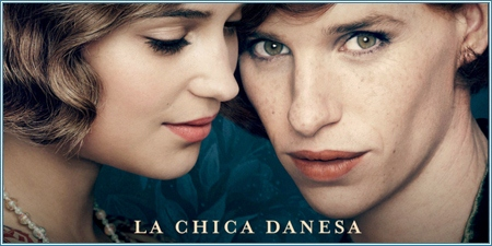 La chica danesa (The danish girl)