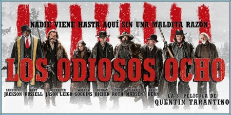 Los odiosos ocho (The hateful eight)