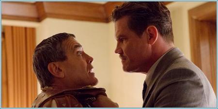 George Clooney y Josh Brolin