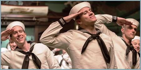Channing Tatum es Burt Gurney