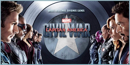 Capitán América: Civil War (Captain America: Civil War)