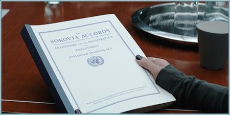 Los Acuerdos de Sokovia