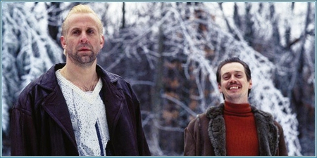 Peter Stormare y Steve Buscemi son Gaear y Carl