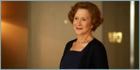 Helen Mirren es María Altmann