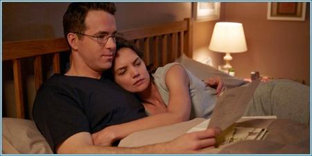 Ryan Reynolds y Katie Holmes