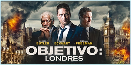 Objetivo: Londres (London has fallen)