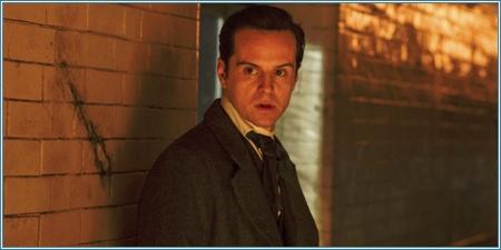 Andrew Scott es el Inspector Turpin