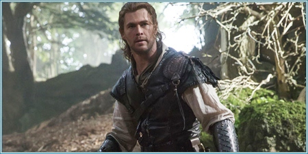 Chris Hemsworth es el cazador