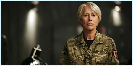 Helen Mirren es la Coronel Powell