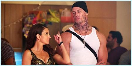 Tina Fey y John Cena