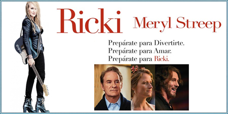 Ricki (Ricki and the flash)