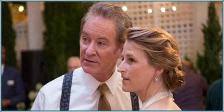 Kevin Kline y Mamie Gummer